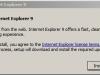 Internet Explorer 9 installazione