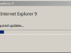 Internet Explorer 9 download updates